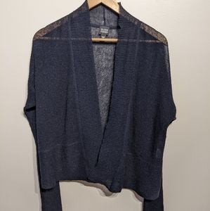 Eileen Fisher |Open Knit Cardigan